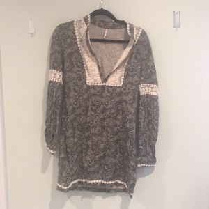 ASO teen wolf free people dress